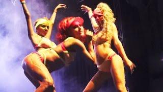 IBIZA PAINT PARTY : NEONSPLASH DANCE PARTY !