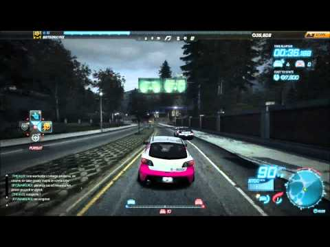 Need for Speed : World : How to Get Money + rep + restock Power ups, no Hack [HD] drayke gaming