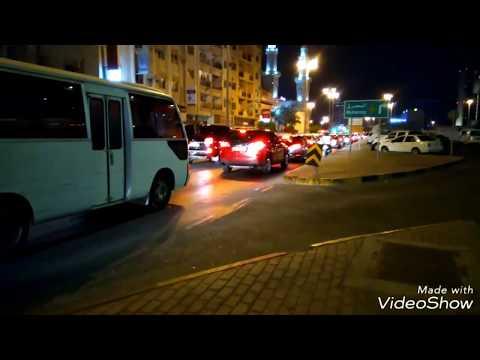 Heavy Traffic Rage in Bahrain!!!