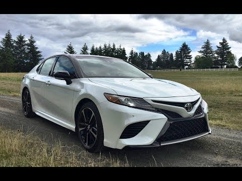 2018 Camry XSE Review: Not Your Grandma's Car Anymore