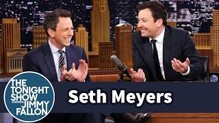 Seth Meyers on Baby Teeth, Late Night Fails and President Trump