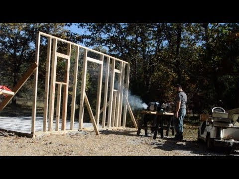 Dog Park/Kennel Build Part 4 - How to Build a Dog Kennel in Super Fast Motion