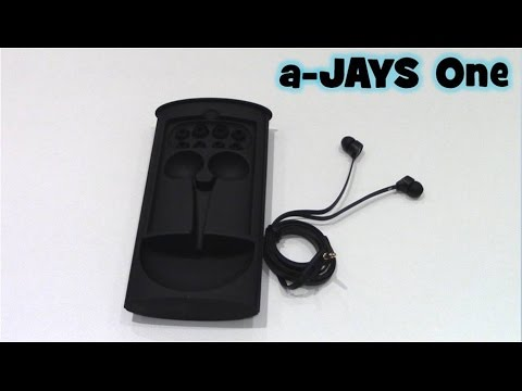 JAYS : a-JAYS One | Unboxing & Review