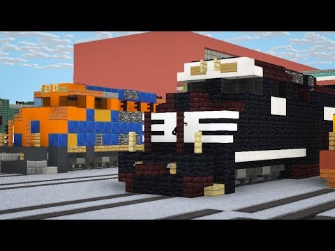 Minecraft Norfolk Southern: What's Your Function? Animation