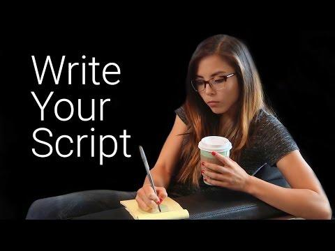 Convert Your Story Idea Into a Script (ft. Anna Akana)