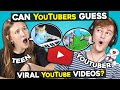 Can YouTubers Guess Classic YouTube Videos Described By Teens