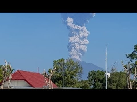 GSM Update 6/2/18 - Merapi Explodes - 416 Fire - Australia's Hot Cold Winter