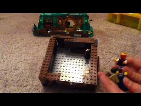 lego zombie safe house