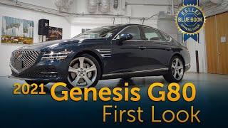 2021 Genesis G80 | First Look