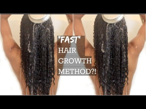HOW TO|Hair Growth Method to Grow Long Hair Fast