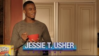 Download Thursday on 'The Real': Jessie T. Usher, Will Packer, More Monica! Video