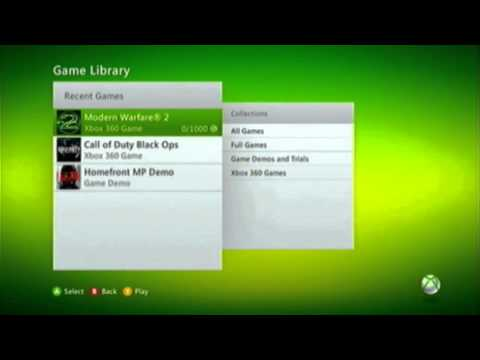 How Play Games On Demand [Non-JTAG] [Patch]   New Way August 2012