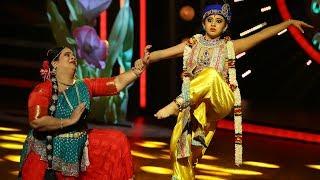 D4 Junior Vs Senior I Ananya with RadhaMadhavam I Mazhavil Manorama