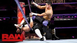 Mustafa Ali vs. TJP: Raw, June 5, 2017