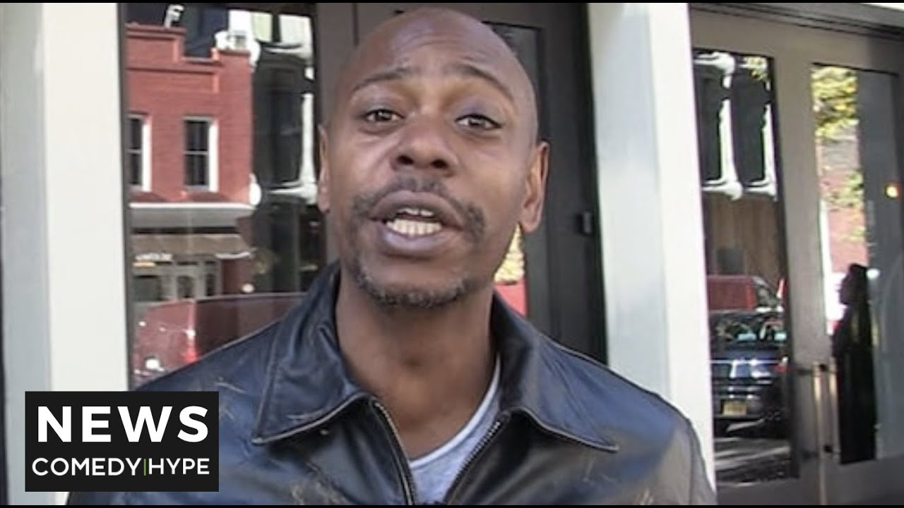 Dave Chappelle Finally Addresses LGBTQ Protest & Cancel Culture - CH News