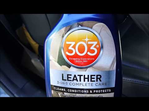 [Review and Demo] 303 Leather Complete Care - Clean Condition Protect
