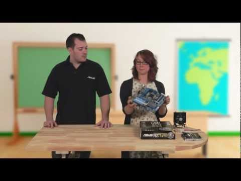 PC DIY Pt1: Motherboard, processor and memory - How to build and upgrade your PC