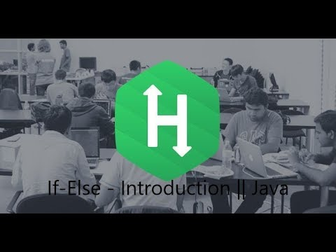 3. Java If-Else - Intoruction    Java    Hackerrank