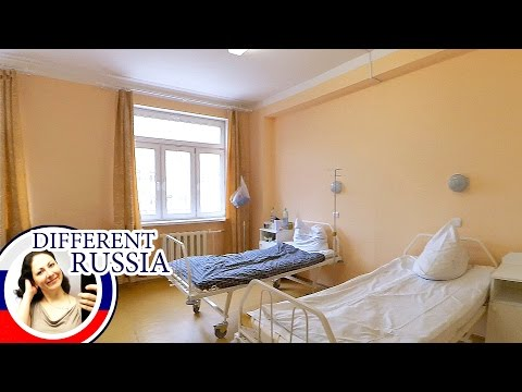 Inside Real Russian Hospital in a Small Provincial Town. What Medical Help All Russians Get for Free