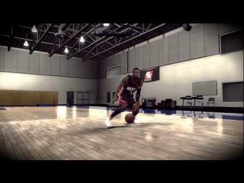 NBA 2K12 - Jordan Signature Shoe Commercial (fixed)