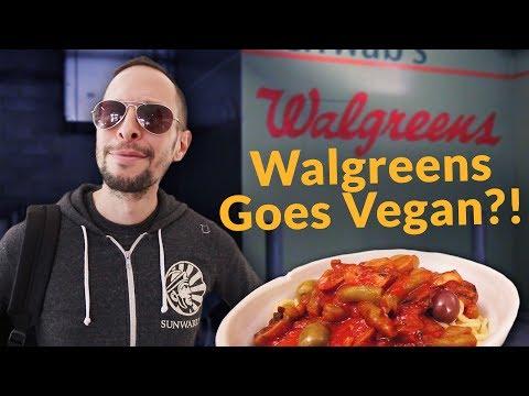 Vegan Vigilante | Episode 5:  Walgreens Goes Vegan?!