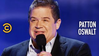 Patton Oswalt's Toddler Blindsided Him with This Comment