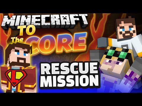 Minecraft Mods - To The Core #10 RESCUE MISSION - playithub com