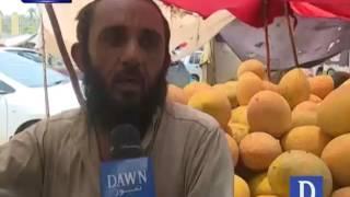 Fruit prices hike in Karachi