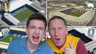 RANKING CHAMPIONSHIP STADIUMS from BEST to WORST...