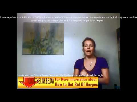 how to get rid and treat of home remedies for herpes cure breakthrough_1