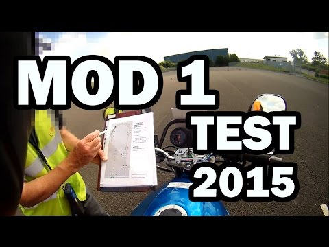 MOD 1 (2018) - Full Test - New Rules - Perfect Pass
