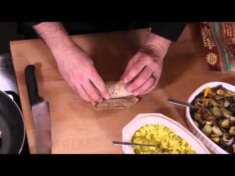 Vegan Breakfast Burrito Basics