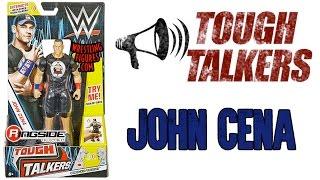 WWE FIGURE INSIDER: John Cena - Mattel WWE Tough Talkers Series 1!