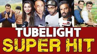 BOLLYWOOD ने Tubelight को कहा सुपर हिट, SALMAN की Tubelight 5500 Screens पर हुई Released