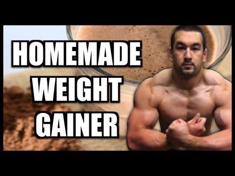 Easy Homemade Weight Gainer Shake Recipe