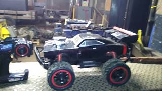 Dom's off-road charger Elite Jada Toys RC instructional video on pairing the controller