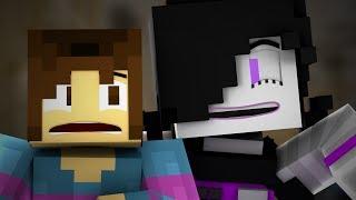 """Hard Drive""   Minecraft Undertale Music Video"