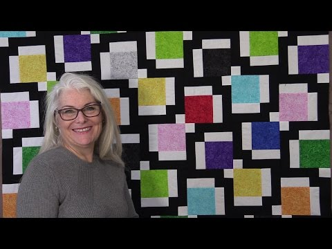 A Simple Quilt Block with So Many Possibles