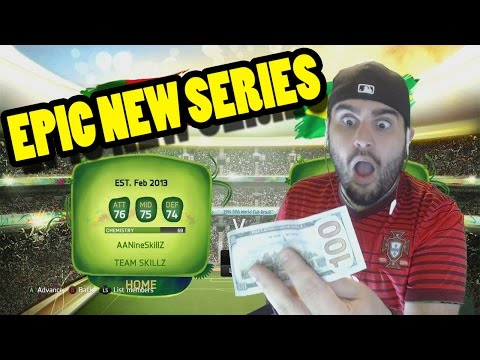 FIFA 14 Ultimate Team - EPIC NEW SERIES!! #01