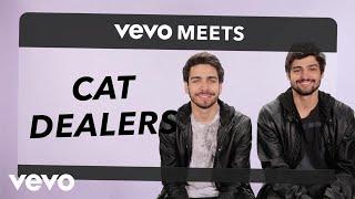 Cat Dealers - Vevo Meets: Cat Dealers