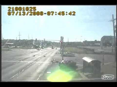 Red Light Camera... Fail.