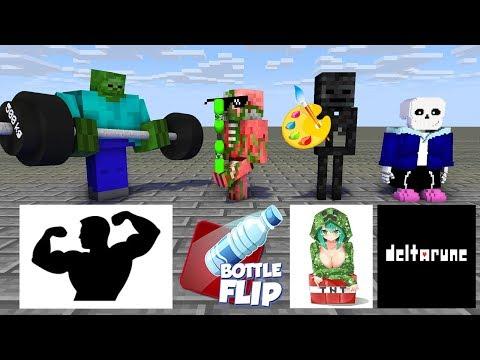 Xxx Mp4 Monster School SEASON 3 ALL EPISODE Minecraft Animation 3gp Sex