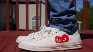 cdg converse review