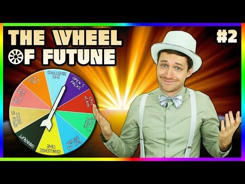 THE WHEEL OF FUTUNE! - S1E2 - Fifa 15 Ultimate Team