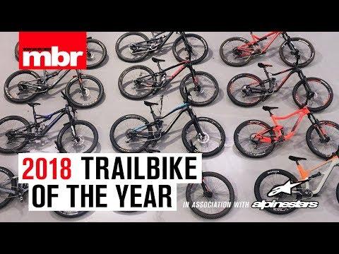 Trail Bike of the Year 2018 | Overall Winners | Mountain Bike Rider