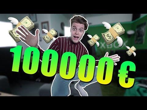 ŠTÚDIO za 100 000 EUR! studio tour