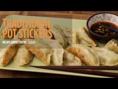 How to Make Traditional Potstickers | Dinner Recipes | Allrecipes.com