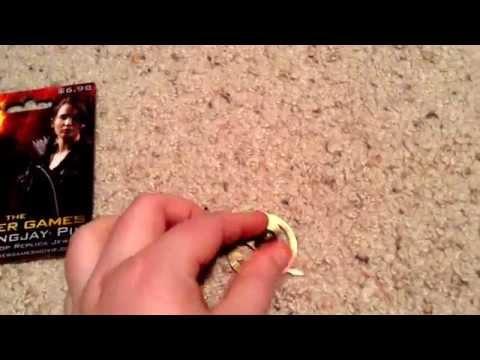 mockingjay pin review