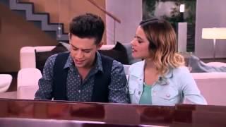 Violetta: Vilu y Federico cantan  En mi mundo (Italiano)