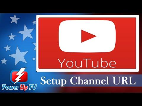 How to Setup a YouTube Channel Username and Custom URL